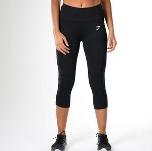 Gymshark Dry Sculpture Crop Leggings